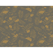 Mille Feuilles Bronze Placemat, Cotton-4ea