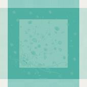 """Souffle Turquoise Napkin 22""""x22"""", Cotton"""