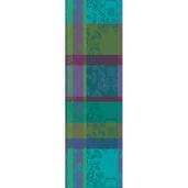 """Tablerunner Mille Fiori Sous Bois 71""""x22"""", Cotton - 1ea"""