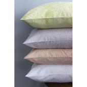 Illusion Almond Green King Duvet Set 500 Thread Count