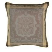 """Fontainebleau Tilleul Cushion Cover  20""""x20"""", 100% Cotton"""