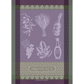 Kitchen Towel Provence Lavande, Cotton - 1ea