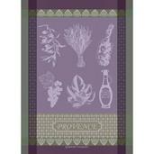 """Provence Lavande Kitchen Towel 22""""x30"""", 100% Cotton"""
