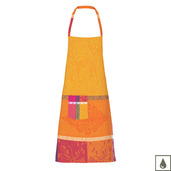 "Mille Holi Epices 28""x33"" Apron, Coated Cotton"