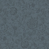 "Napkin Mille Charmes Grey 22""x22"", Cotton - 4ea"