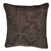 "Mille Eternel Ebene Cushion Cover 20""x20"", Cotton-2ea"