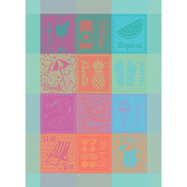 Plage Miami Kitchen Towel, Cotton