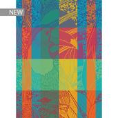 """Tucano V2 Rainbow Kitchen Towel 22""""x30"""", 100% Cotton"""