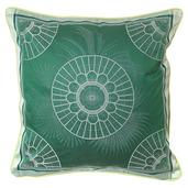 Serres Royales Vert Empire Cushion Cover , Cotton-2ea