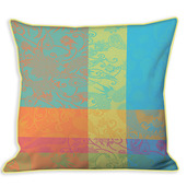 "Mille India Festival 20""x20"" Cushion Cover, 100% Cotton - Set of 2"