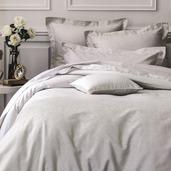 Bysantine Parchemin Flat Sheet, Queen, Cotton
