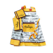 Les Fromages Moutarde Kitchen Set