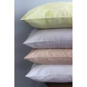 Reverie Almond Green King Duvet Set 500 Thread Count