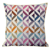 "Mille Twist Warm Cushion Cover  16""x16"", 100% Cotton"