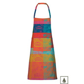 "Mille Couronnes Jubile Apron 28""x33"", Coated Cotton"