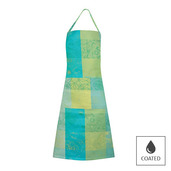 """Mille Alcees Narcisse Apron 30""""x33"""", Coated Cotton"""