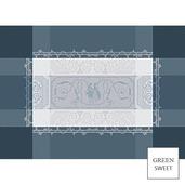Placemat Bagatelle Flanelle 20x15 '' , Set of 4