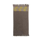 Jaipur Taupe Guest Towel-2ea