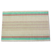 Country Table Turquoise Placemat