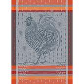 Coq Design Orange Kitchen Towel