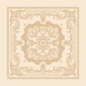 """Eleonore Dore Napkin 21""""x21"""", Cotton/Polyester"""