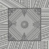 "Jodhpur Uni Noir 22""x22"" Napkin, 100% Cotton - Set of 4"