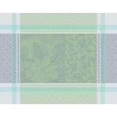"""Romantique B Celadon Placemat 14""""x18"""", GS Stain Resistant"""