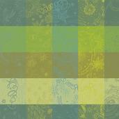 Napkins Mille Couleurs Lime, Cotton - 4ea