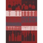Sommelier Bordeaux Kitchen Towel