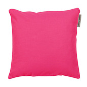 "Confettis Pink 16""x16"" Cushion Cover , 100% Cotton - Set of 2"
