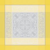 Alexandrine Mimosa Napkin, Cotton-4ea