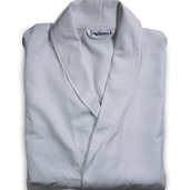 Lincoln Microfiber Bath Robe