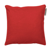 "Cushion Cover Confettis Scarlet 20""x20"", Cotton - 2ea"