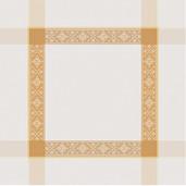 "Imperatrice Gold Napkin, 21"" x 21"" , Cotton"