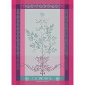 """Le Persil Rose Kitchen Towel 22""""x30"""", 100% Cotton"""