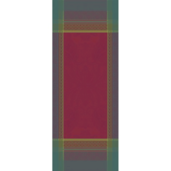 """Isaphire Rubis Tablerunner 21"""" x 71"""",GS Stain Resistant"""