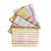 Sunny Side Up Kitchen Towels - 4PC SET