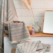 Maya Rainbow Bath Towel 27 x 51, Cotton