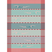 Nageuses Piscine Kitchen Towel, Cotton