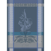 Ail Blue Kitchen Towel