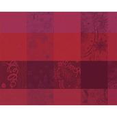 """Mille Couleurs Pivoine Placemat 16""""x20"""", Organic Cotton"""