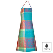 """Mille Wax Cocktail Apron 30""""x33"""", Coated Cotton"""