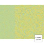 Design Set 1 Yellow Placemat, GS Stain Resistant-4ea