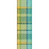 """Mille Colibris Maldives Tablerunner 22""""x71"""", Cotton"""