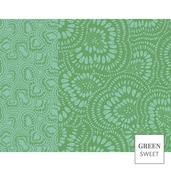 """Design Set 2 Vert Placemat 14""""x18"""", Green Sweet"""