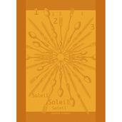 """1 2 3 Soleil Tor Lumiere Kitchen Towel 22""""x30"""""""