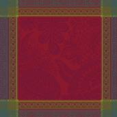 Napkins Isaphire Ruby, Cotton - 4ea