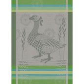 Oie Design Vert Kitchen Towel