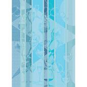 """Verrerie Bleu Kitchen Towel 22""""x30"""", 100% Cotton"""