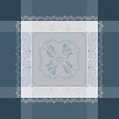 Napkin Bagatelle Flanelle 22x22'' , Set of 4